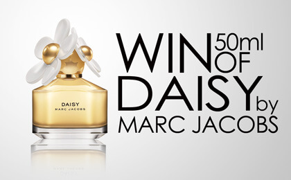 Bottle of Marc Jacobs 'Daisy'