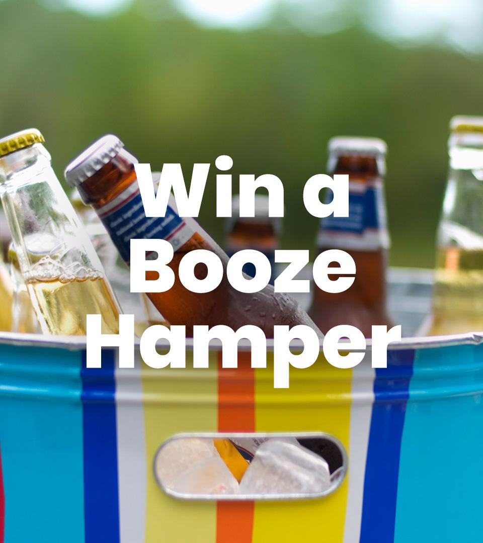 Summer Booze Hamper